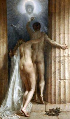 Til Death Do Us Part - Sigismund Christian Hubert Goetze1910