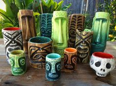 Get Your Hands on Amazing Tiki Finds at the Second Annual Tiki Tailgater Party • Aug. 13, 2016 | Submerge Magazine | Music + Art + Lifestyle