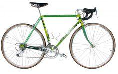 Paul Smith Tour Bike by Mercian Cycles