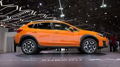 Everything you need to know about the 2018 Subaru Crosstrek, including impressions and analysis, photos, video, release date, prices, specs, and predictions from Roadshow.
