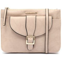 Tony Bianco Ziggy Nude Cross Body (3.965 RUB) ❤ liked on Polyvore featuring bags, handbags, shoulder bags, pink purse, pink shoulder bag, crossbody shoulder bags, nude handbags and faux-leather handbags