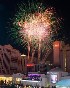 Caesars Palace and The LINQ Promenade Celebrate July 4th