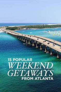 Best Weekend Trips, Family Weekend, Weekend Getaways, Day Trips, Weekend Vacations, Vacation Places, Best Vacations, Vacation Spots, Places To Travel