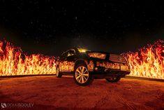 Bildergebnis für light painting car
