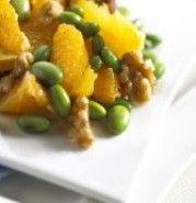 http://vegetarian.about.com/od/sidevegetabledishes/r/Edamame-Walnut-Salad.htm