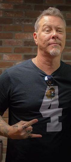 James Hetfield ♥2016♥