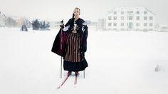 Icelandic costume: Upphlutur
