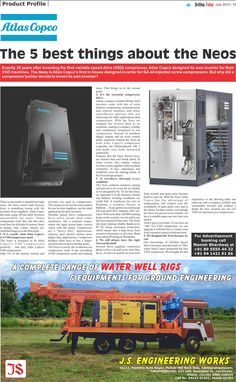 Drilling Today Magazine Edition July 2014 Page number 10