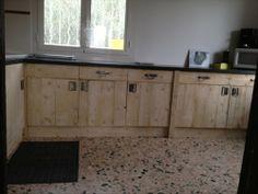 Pallet Kitchen Furniture Makes Your Dreams Come True | Modern House Plans Designs 2014
