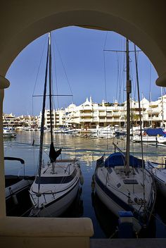 Benalmadena Marina. Check out the Medplaya Specials in the Costa del Sol & enjoy your holidays with us! http://www.medplaya.com/special-offers/costa-del-sol_s4_3.html
