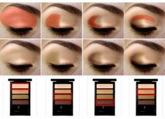 How to apply eye shadow properly ~ Only Fashion