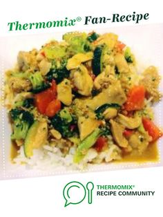 Recipe Clone of Sally's Satay Chicken by Lauren Paice, learn to make this recipe easily in your kitchen machine and discover other Thermomix recipes in Main dishes - meat. Radish Recipes, Meat Recipes, Cooking Recipes, Cantaloupe Recipes, Chicken Recipes, Savoury Recipes, Dinner Recipes, Cheddarwurst Recipe, Chicken