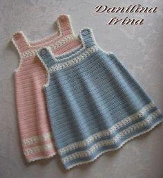 Vestidito a Crochet
