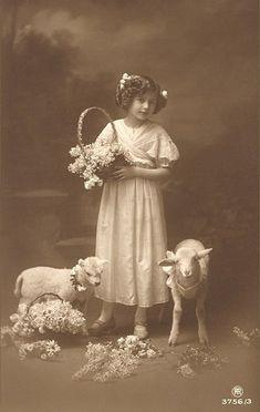 Vintage Postcard by Antique Photo Album, via Flickr