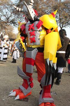 Digimon Cosplay - Digimon cosplays
