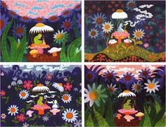Mary Blair, one of my favorite illustrators/concept artists