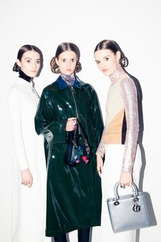Alan had his #wolfpack. You need your fash pack. Find yours here: http://bit.ly/1vZUefE  #LFW  (Dior Pre-Fall 2015 via The Coveteur: http://www.thecoveteur.com/dior-tokyo-pre-fall-2015/)