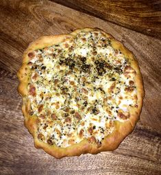 Manakish مناقيش Manakish (مناقيش) or cheese pizza as my three years old calls it, is one of the most famous delicious Middle Eastern breakfast foods. I used to wonder why they call it manakish until I dug in the Arabic language a bit and found out that it's the plural of the word manqusha which roots from the verb naqasha (نقش) (to carve or to sculpt). That's why after we roll the dough we press gently with our fingertips to make the top easier for the toppings to stay in place.I've tried…