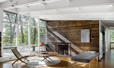 Some of the world's greatest mid-century architects built their summer houses in…