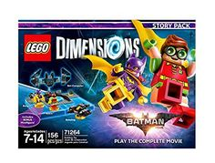 Warner Home Video - Games LEGO Batman Movie Story Pack - LEGO Dimensions - Not Machine Specific