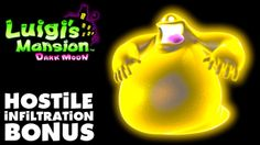 Luigi's Mansion Dark Moon - Haunted Towers - Hostile Intrusion