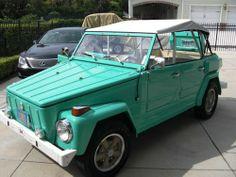 1974 VW Thing...