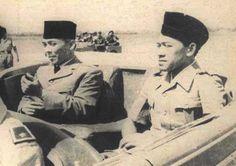 Bung Karno dan Sri Sultan Hamengkubuwono IX