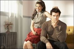 Betty and Daniel -- Ugly Betty