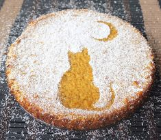 Tarta de calabaza y coco sin harinas Sweet Desserts, Sweet Recipes, Real Food Recipes, Cooking Recipes, Vegan Sweets, Healthy Sweets, Vegan Desserts, Pretty Cakes, Cute Cakes