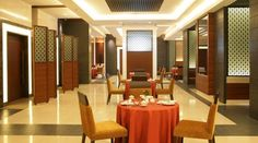 Grand Four Wings Convention Hotel Hotel Floor Plan, Five Star Hotel, Chinese Restaurant, Interior Architecture, Coffee Shop, Floor Plans, Flooring, How To Plan, Table