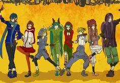 Vocaloid Matryoska jajajajaj se comparte.. xdd