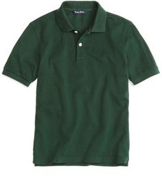 4753f61732c851  ad Brooks Brothers Short-Sleeve Polo Shirt for men Pique Polo Shirt, Family