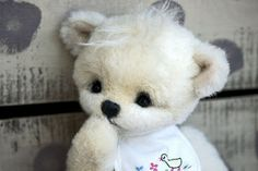 Ickle Bambino is the first in a series of Ickle Bears