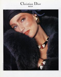 Christian Dior (Jewels) 1986