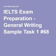 Free ielts general training writing test task 1 letter writing ielts exam preparation general writing sample task 1 68 letter writing spiritdancerdesigns Gallery