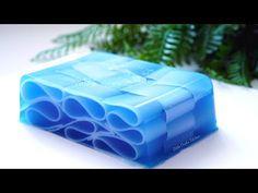 Seni 3D dari Jelly (3D Art's of the Jelly) #littleduckkitchen - YouTube Agar Agar Jelly, Little Duck, Cube, Youtube, The Creator, Cream, Fun Recipes, Desserts, Sweets