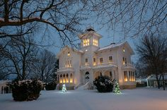 By Invitation Only....an old fashioned Christmas! - The Enchanted Home