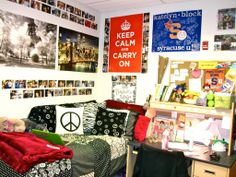 dorm decor! im soooooo doing this in my dorm.