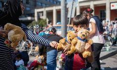 Syrian refugee crisi