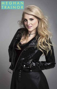"""A great poster of pop star Meghan Trainor! Her hit single """"All About That Bass"""" is surely the first of many more to come! Ships fast. 11x17 inches. Need Poster Mounts..?"""