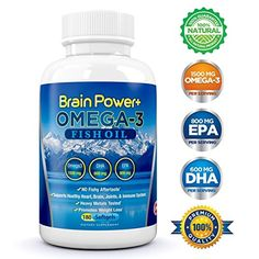 Best triple strength omega 3 fish oil pills 2500mg high for Best rated fish oil