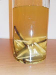 Rhum Lydie (Gingembre, Citron vert & Vanille) - Recette, préparation et conseils sur Rhum arrangé .fr