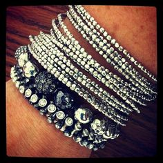 Love this Arm Party!  http://www.stelladot.com/sites/wendyayer