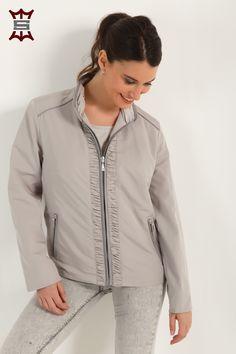 Modelo BELLA #cazadora #chaqueta #primavera #modamujer #tendencia #MSolanas #outlet
