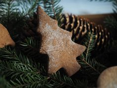 One of the most aromatic and popular Christmas cookies is Norway is Pepperkaker. This traditional recipe calls for a variety of spices and a dash of cognac.