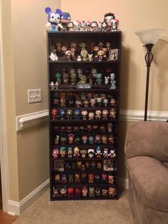 Cool shelf and organization  | *K*