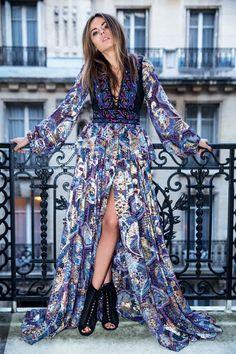 Stilist & designer al brand-ului Louis Leeman si fosta asistenta a Annei Dello Russo, Erica Pelosini este una dintre cele mai urmarite fashioniste.