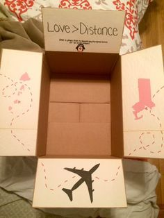 CARE PACKAGE Long Distance Ldr Valentines Day