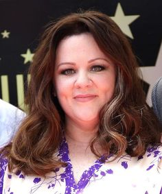 "Melissa McCarthy: ""People Don't Stop At Size 12"" #refinery29"