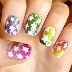 Instagram photo by knailart  #nail #nails #nailart